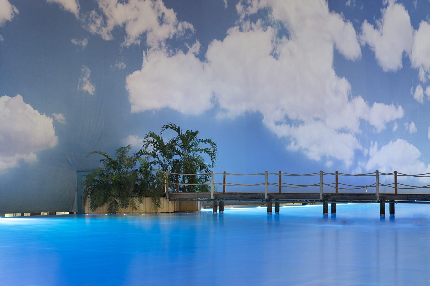 Tropical Sea #4, 2014